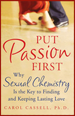 Put Passion First Book Cover