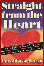 straight from heart book cover