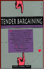 tender bargaining book cover